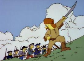 Waar bandnaam Jebediah vandaan komt - Simpsons - Jebediah Springfield