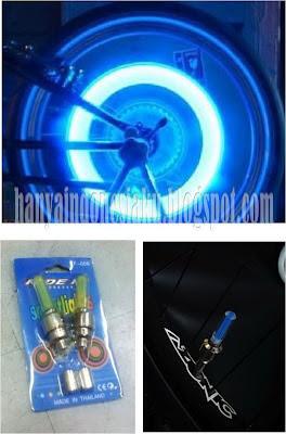 lampu led pentil