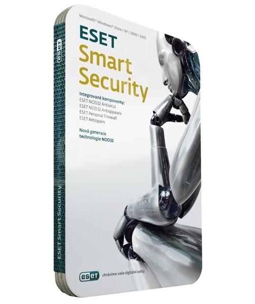 Обновление Ключи не требуются Eset Smart Security - полноценная.