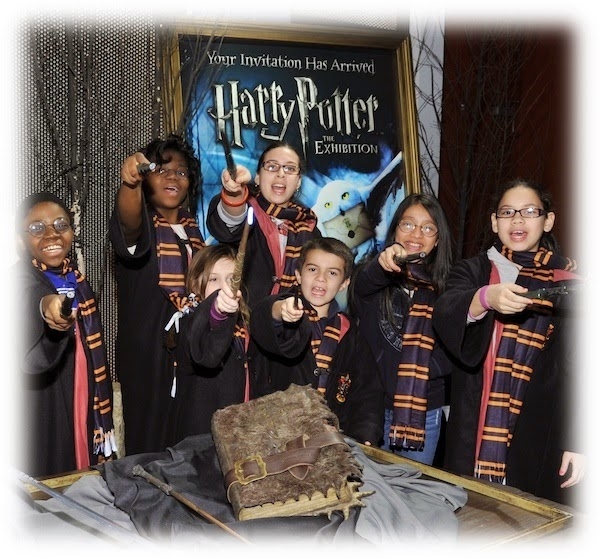 Harry Potter and the Spell that is Cast upon the People.