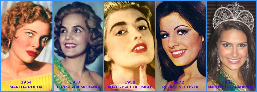 ***************************** NOSSAS  VICES-MISS UNIVERSO ********************************