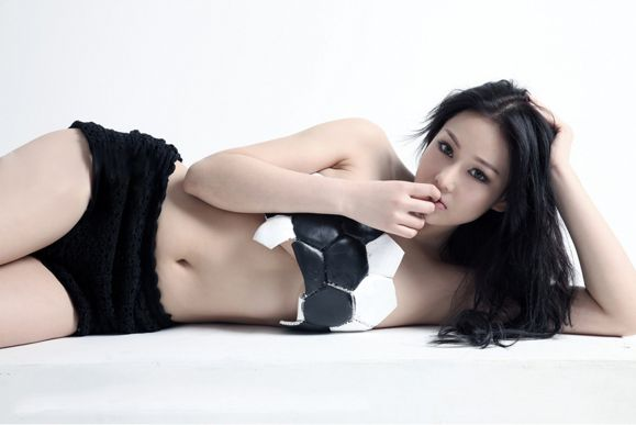 Girls Beauty Wallpaper 12 Zhang Xinyu