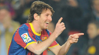 Messi: «Lo más lindo es ganarle al Real Madrid»