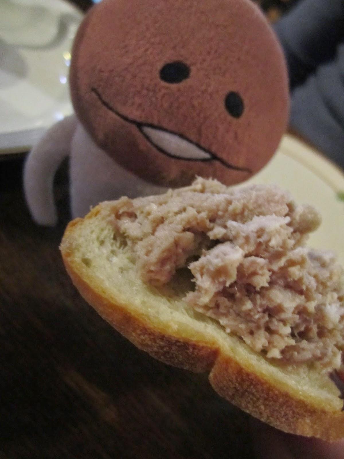 Otaru Beer Otaru Souko No.1 Pork Pate