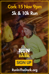 5k & 10k in Cork City...Wed 15th Nov 2017