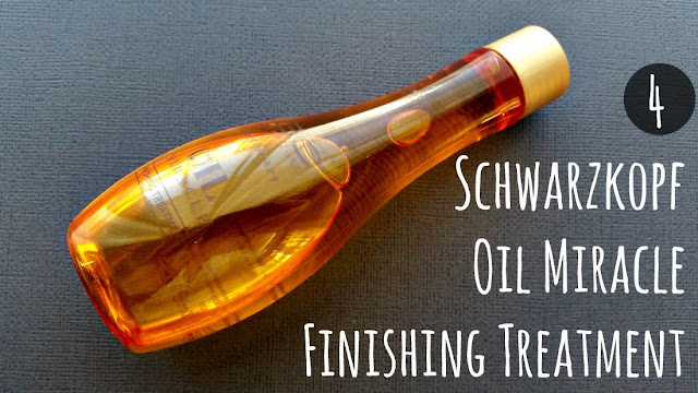 schwarzkopf oil finishing miracle treatment