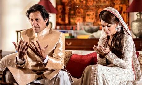 Pakistan: Imran Khan opponent married a former Miss Meteo BBC