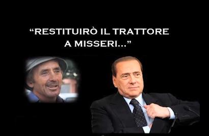 Berlusconi restituisce cose, l'ironia sul Cavaliere impazza su Facebook e Twitter. Video