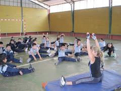 Taller iniciación deportiva