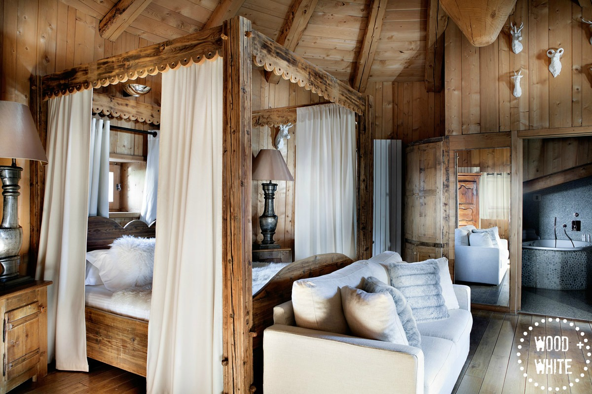 Hometrotter home style blog casa arredamento design for Hotels 3 etoiles megeve