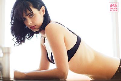krysten ritter hot nude posing
