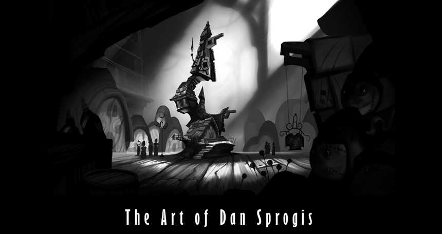 The Art of Dan Sprogis