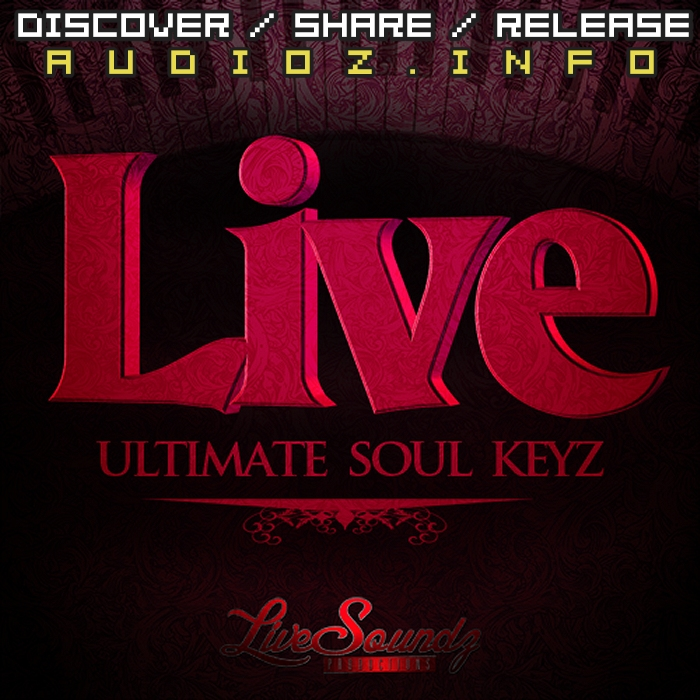 Live Soundz Productions - Live Ultimate Soul Keyz screenshot