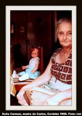 """Doña Carmen Gallardo, """"la mami"""""""
