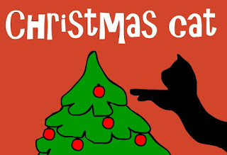 Christmas Cat awesome and nice puzzle online games free