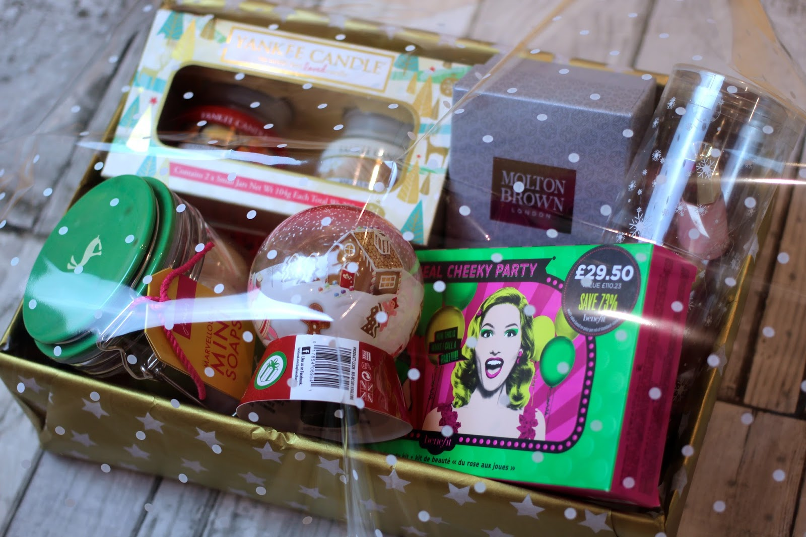 Boots Christmas Beauty Box - Build Your Own - Raining Cake