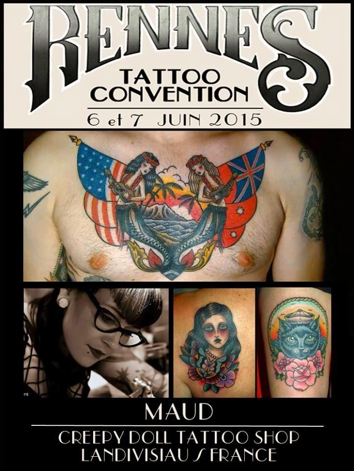 prochain salon du tatouage - Le Mondial du Tatouage Foires et Salons à Paris