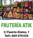 Fruteria Atik