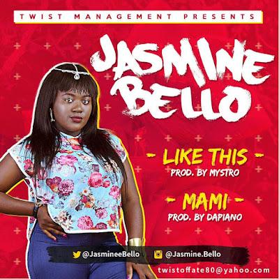 [New Music] Listen To #KoredeBelloSister: Jasmine Bello - Like This, Mami