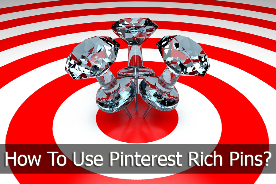 How to use Pinterest Rich Pins?
