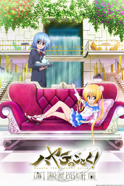 Hayate no Gotoku Can't Take My Eyes off You