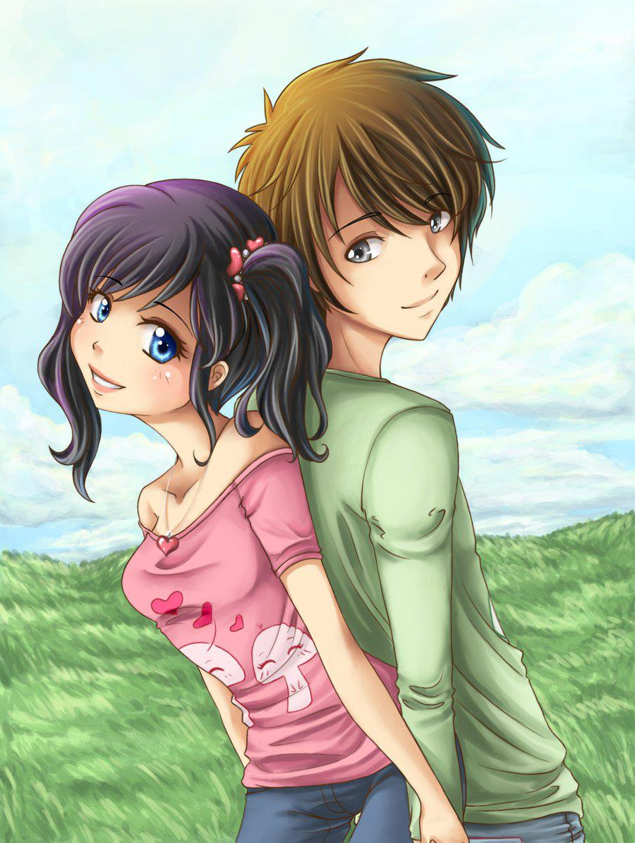 Anim Couple Pic 39 S CoOl AnD StYlIsH Dp On Fb