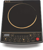 Buy Bajaj Majesty ICX 16 1900-Watt Induction Cooktop Rs. 2,222 only at Amazon.