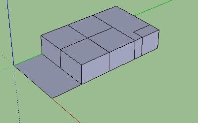 Cara Membuat Lantai dan Dinding pada Google SketchUp-4