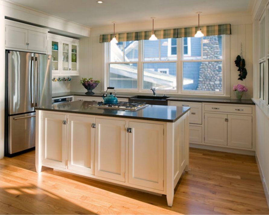 kreasi interior untuk dapur dengan pencahayan alami kreatif