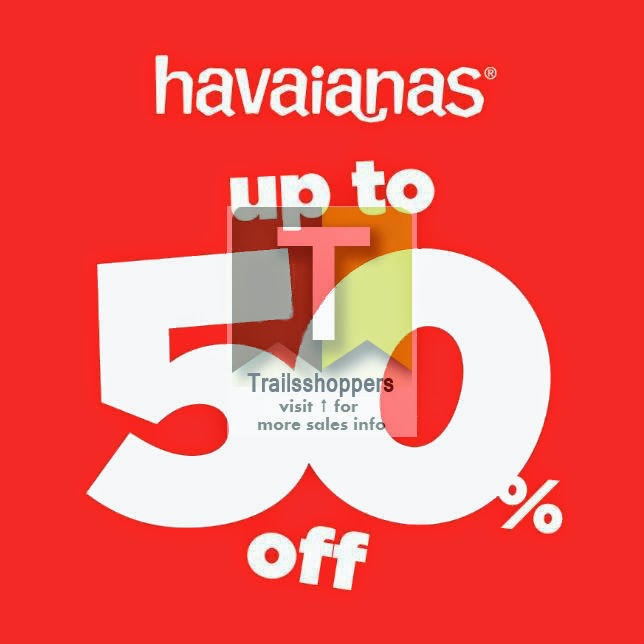 Common Thread Havaianas Sale 2014 Pavilion MidValley Suria KLCC Bangsar