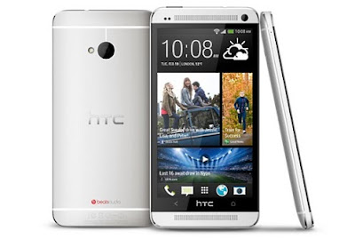 HTC One, Ponsel Android Terbaru HTC dengan Layar Full HD dan Kamera UltraPixel