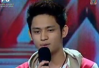 Michael Pangilinan X Factor Philippines