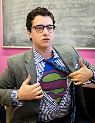How to be a Superman Student