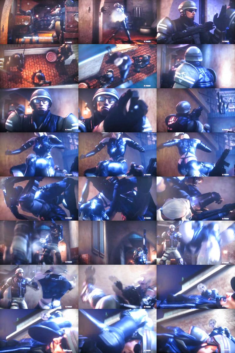 Tekken CGI FMV Movie