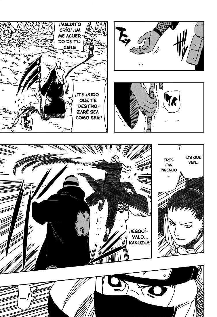 Naruto Shippuden Manga 333
