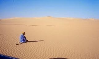 doa shalat di gurun