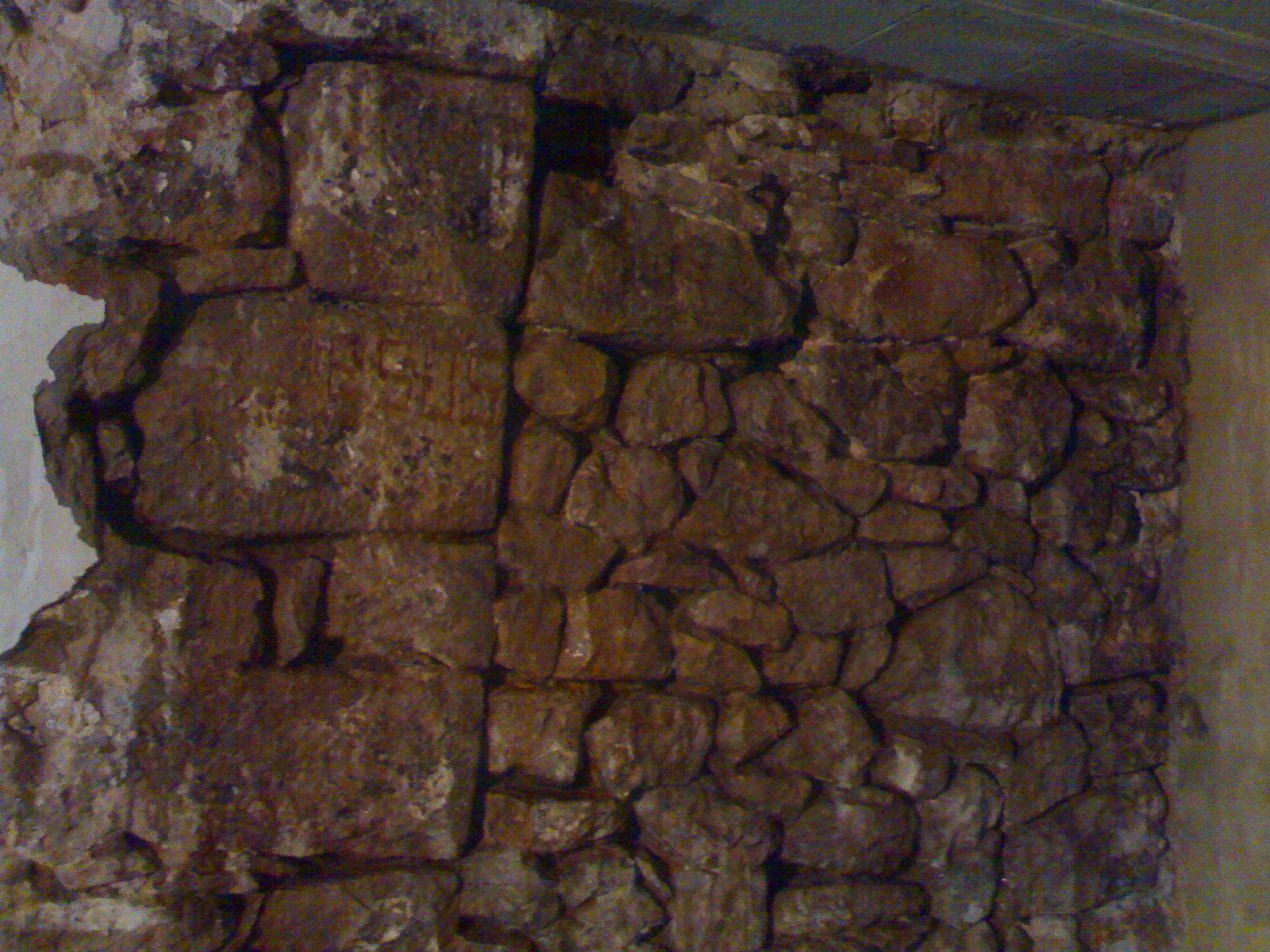 Reparaci n en paredes medianeras for Piedra barata para paredes