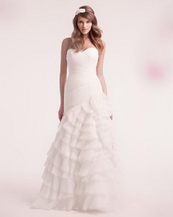 2012 alita graham wedding dresses spring world of bridal for Wedding dresses spring tx
