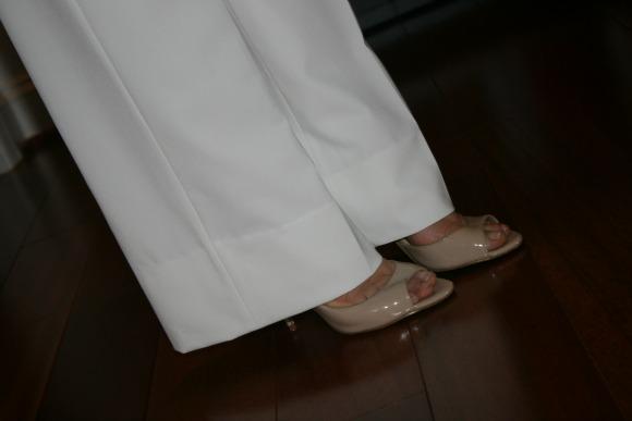 Aldo Besarra Cream Peep-Toe Heels