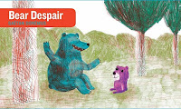 Cover of Bear Despair picture book