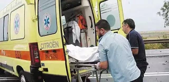 Οικογενειακή τραγωδία στην Χαλκίδα: Παρέσυρε την έγκυο γυναίκα του, ενώ πάρκαρε