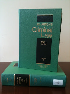 Whartons Criminal Law