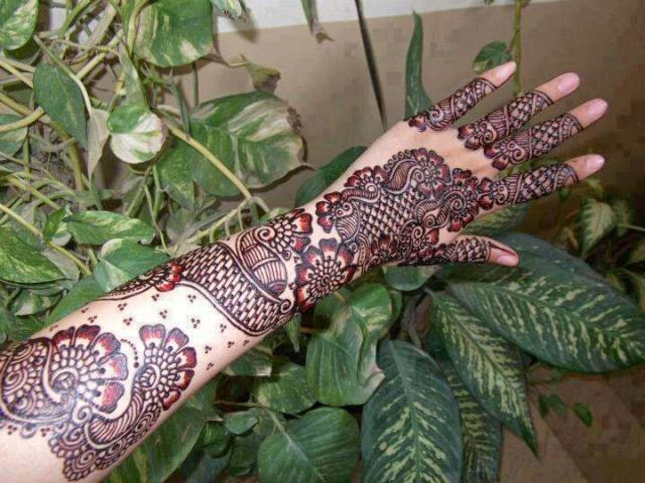 bridal mehndi designs: new awesome mehndi designs wallpapers free