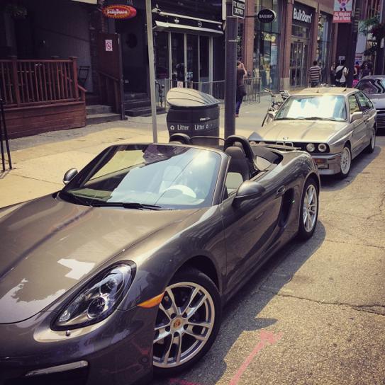 2015 Porsche Boxster - GONE 09/15