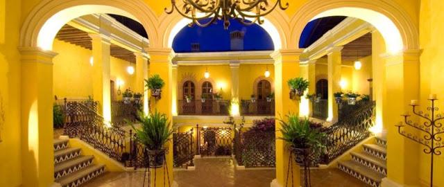 Posada de las minas, hotel Guanajuato