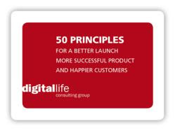 50 Principles for Successful Launch of Products Revealed