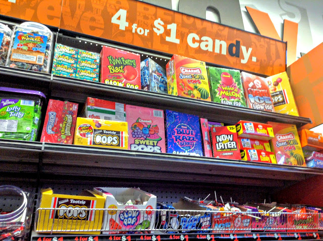Candy deals at Five Below