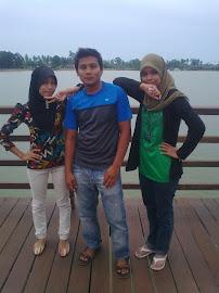my sis & my bro
