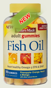 Nature  Fish  on Jinxy Knows Best  Nature Made Fish Oil Adult Gummies Review   A Tasty