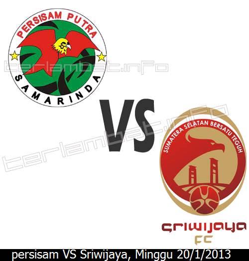 Persisam VS Sriwijaya